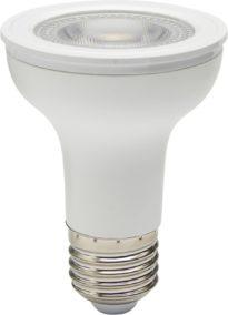 PAR20 LED E27, 38°, 6W 500lm