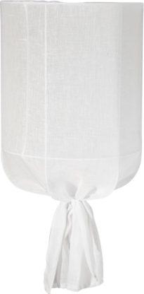 Round Takskärm, Skira White 30cm