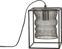 Cuba Bordlampa, Black 28cm