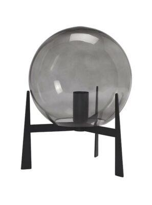 Milla Bordslampa, Black/Black 28cm