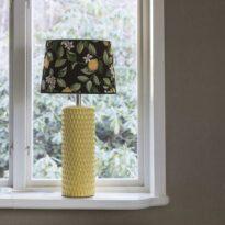 Honeycomb Lampfot, Gold 57cm