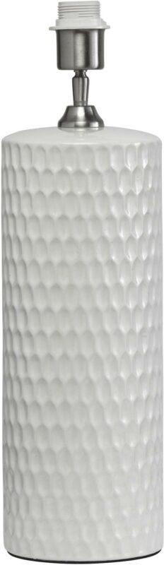Honeycomb Lampfot, White 57cm