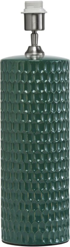 Honeycomb Lampfot, Green 52cm