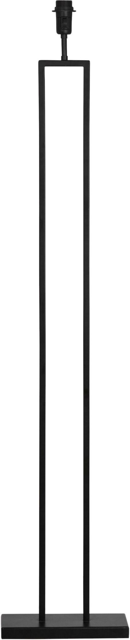 Rod golvlampa, Black 149cm
