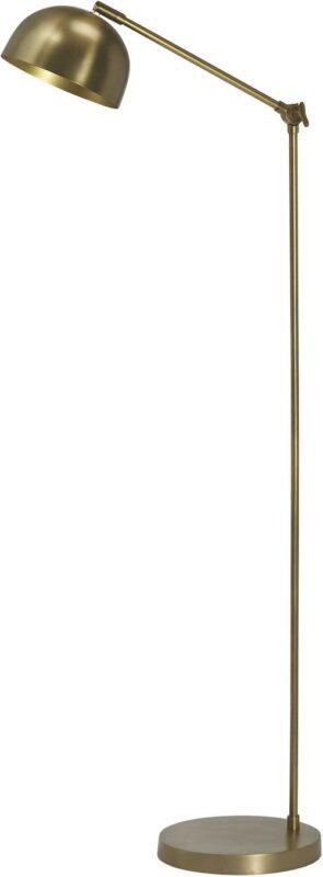 Brighton Golvfot, Brass 123-154cm